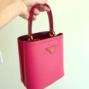 Prada Panier Small Bag
